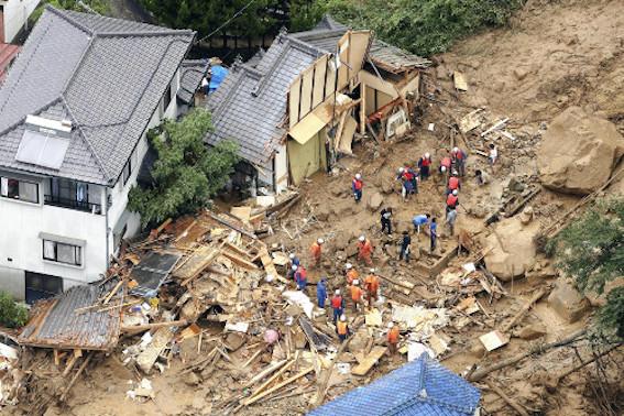 広島 土砂崩れ 画像001