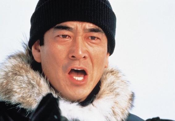 南極物語 高倉健 画像 001