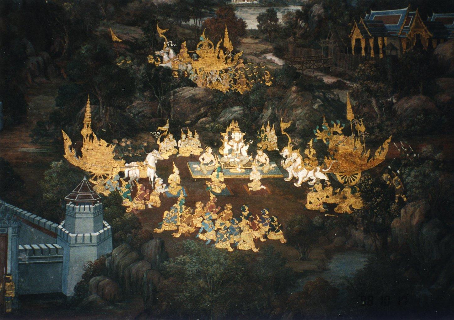 タイの物語