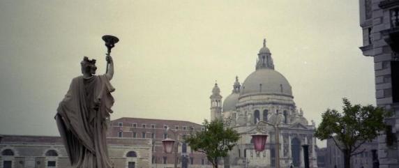 ベネチアの朝