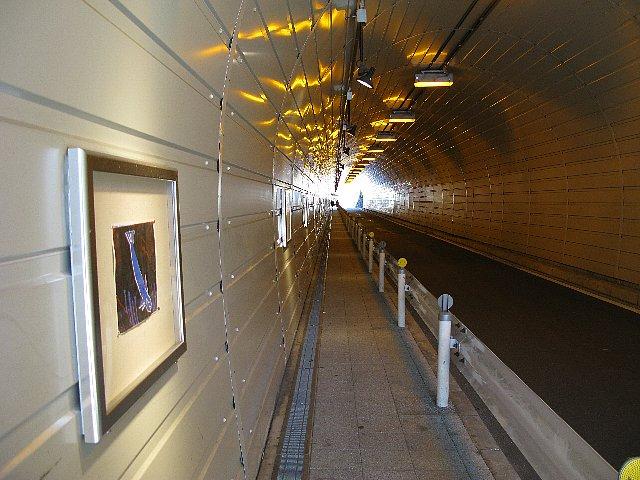 代官坂アートなトンネル