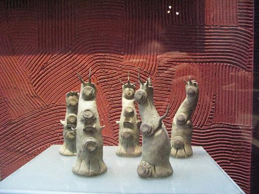 東巴博物館 宇宙人