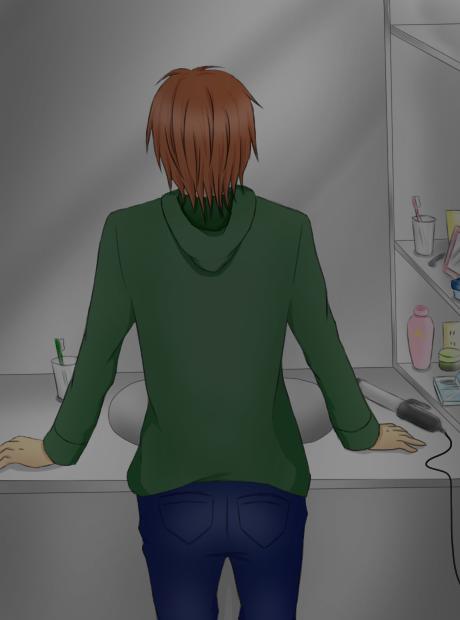 セナ 洗面所