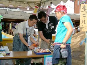 20100828夏祭り
