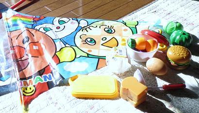 颯ちゃんとおもちゃなど 012