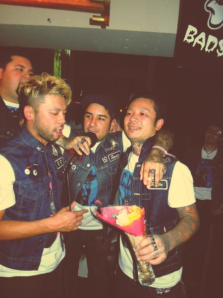 O.C CREW 4th party (2)