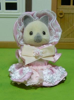 ピンクドレス 女の子