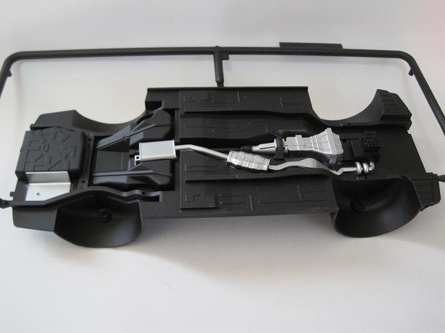 アオシマ プリペイント S15