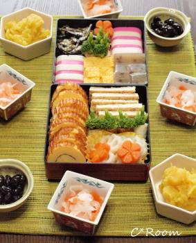 料理-2012おせち1