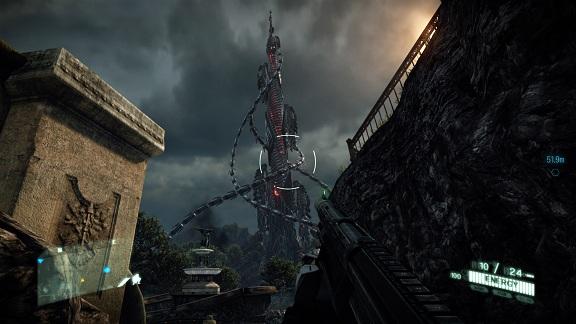 crysis2 Last Tower