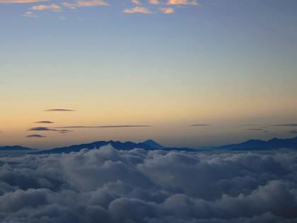 八ヶ岳&富士