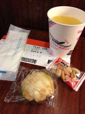 関西国際空港カードラウンジ六甲