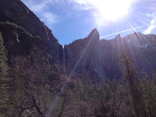 ブライダルベール滝撮り直し