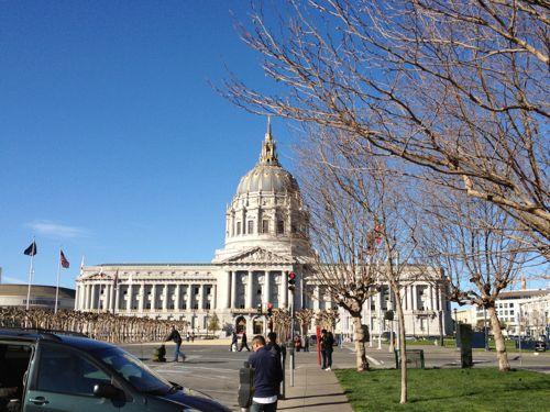 サンフランシスコ市庁舎