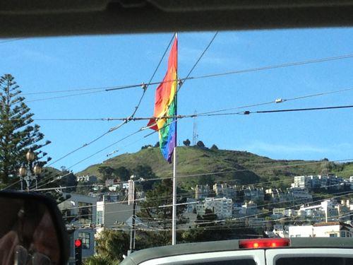 あれの印の旗