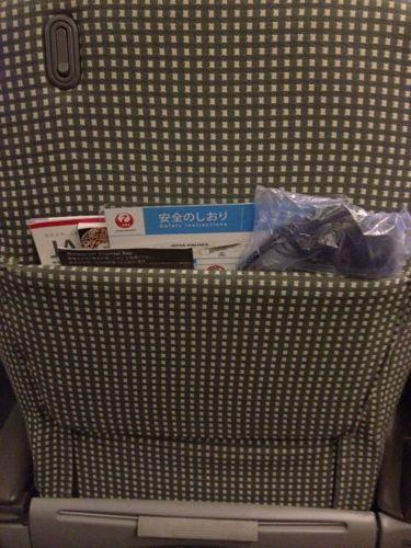 クラスJ座席