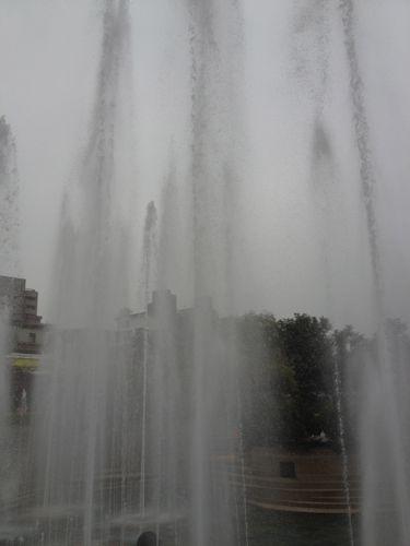 噴水ショー2