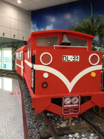 阿里山登山鉄道の車両
