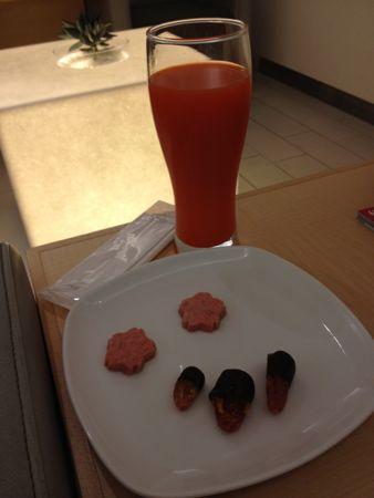 野菜ジュースクッキー