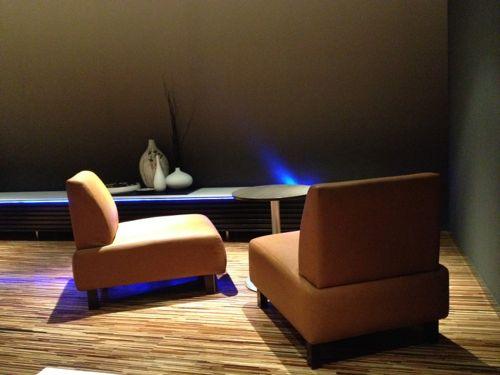 ゴージャスな椅子