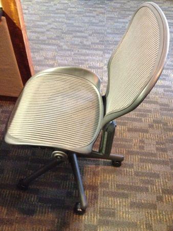 椅子は結構高級