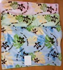 ホヌ枕カバー3種類
