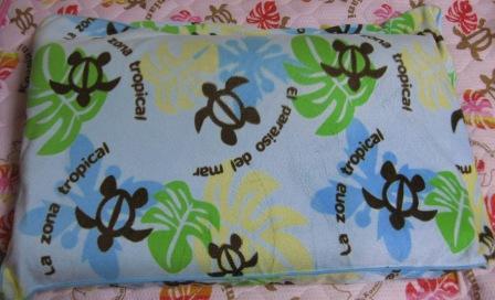 相方の枕カバー