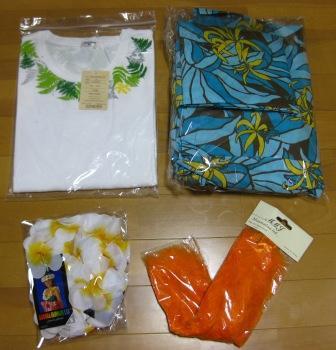 Tシャツ・パウ・レイ2種類