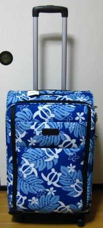 10000円福袋のキャリーバッグ