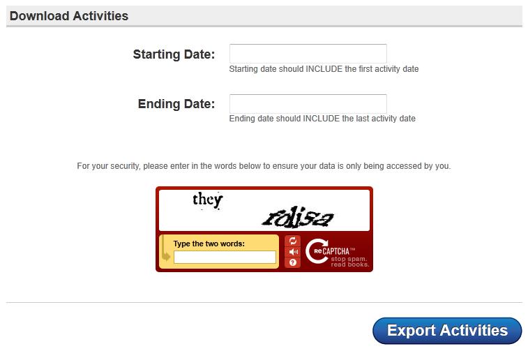 Runkeeper export2