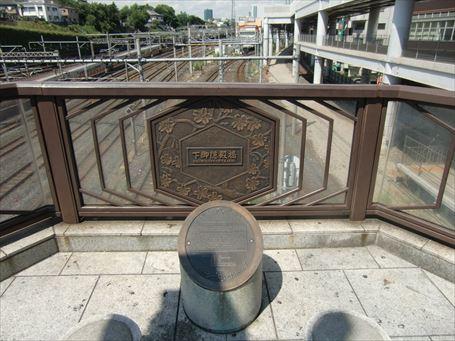 下御隠殿橋 トレインミュージアム