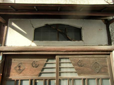 千束で見掛けた渋い日本家屋