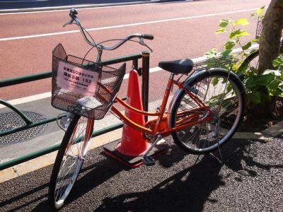 東京・浅草・山谷周辺のレンタサイクル(貸し自転車)