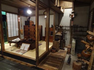 上野の『下町風俗資料館』銅壺屋