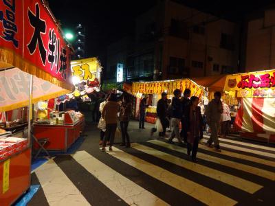 2011年11月2日浅草・酉の市