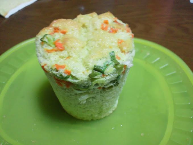 野菜カレーシフォン