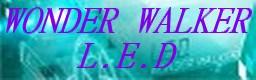 WONDER WALKER banner