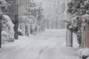 関東大雪1