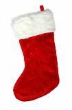 サンタの靴下