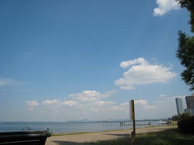 大津湖岸なぎさ公園1