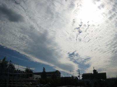 空を見上げれば3