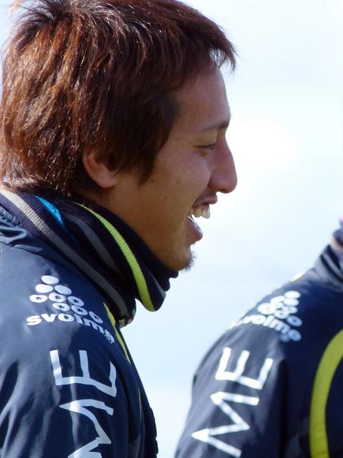 20141206雁ノ巣エイジロー