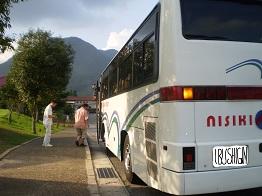 帰りのバス8
