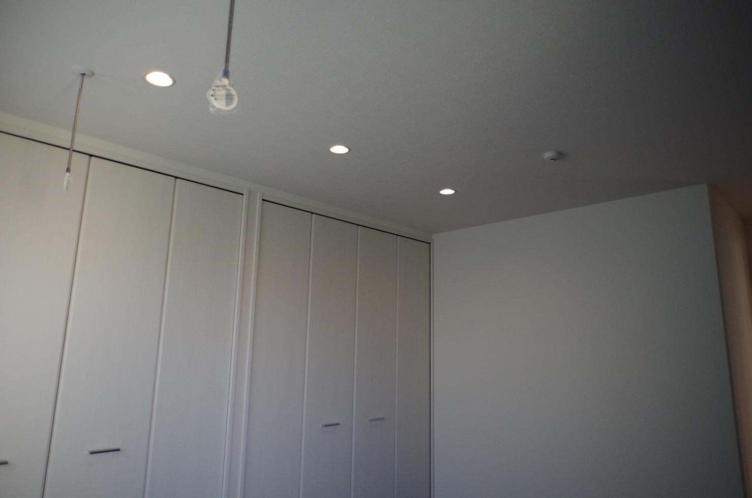 寝室照明計画2