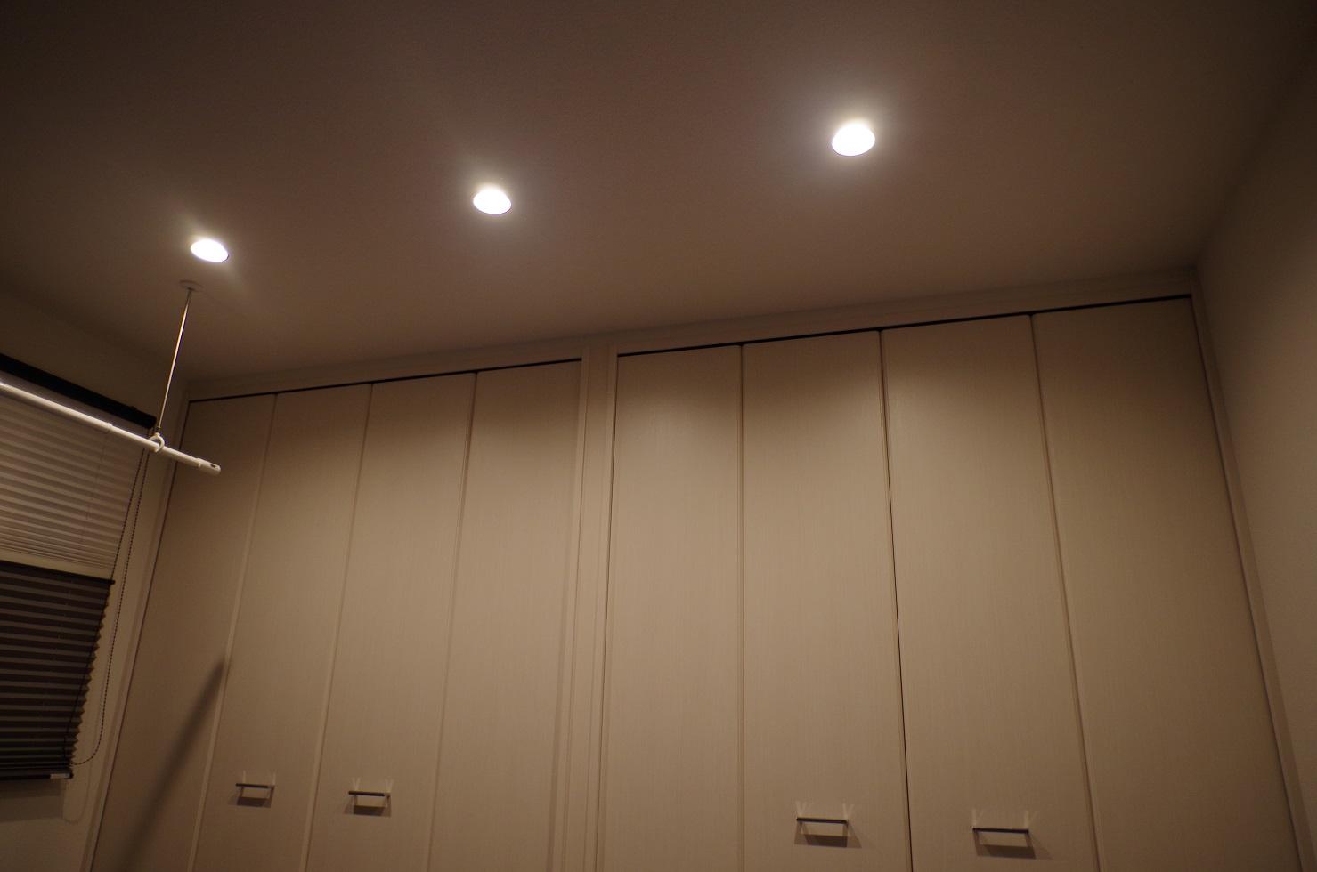 寝室照明計画4