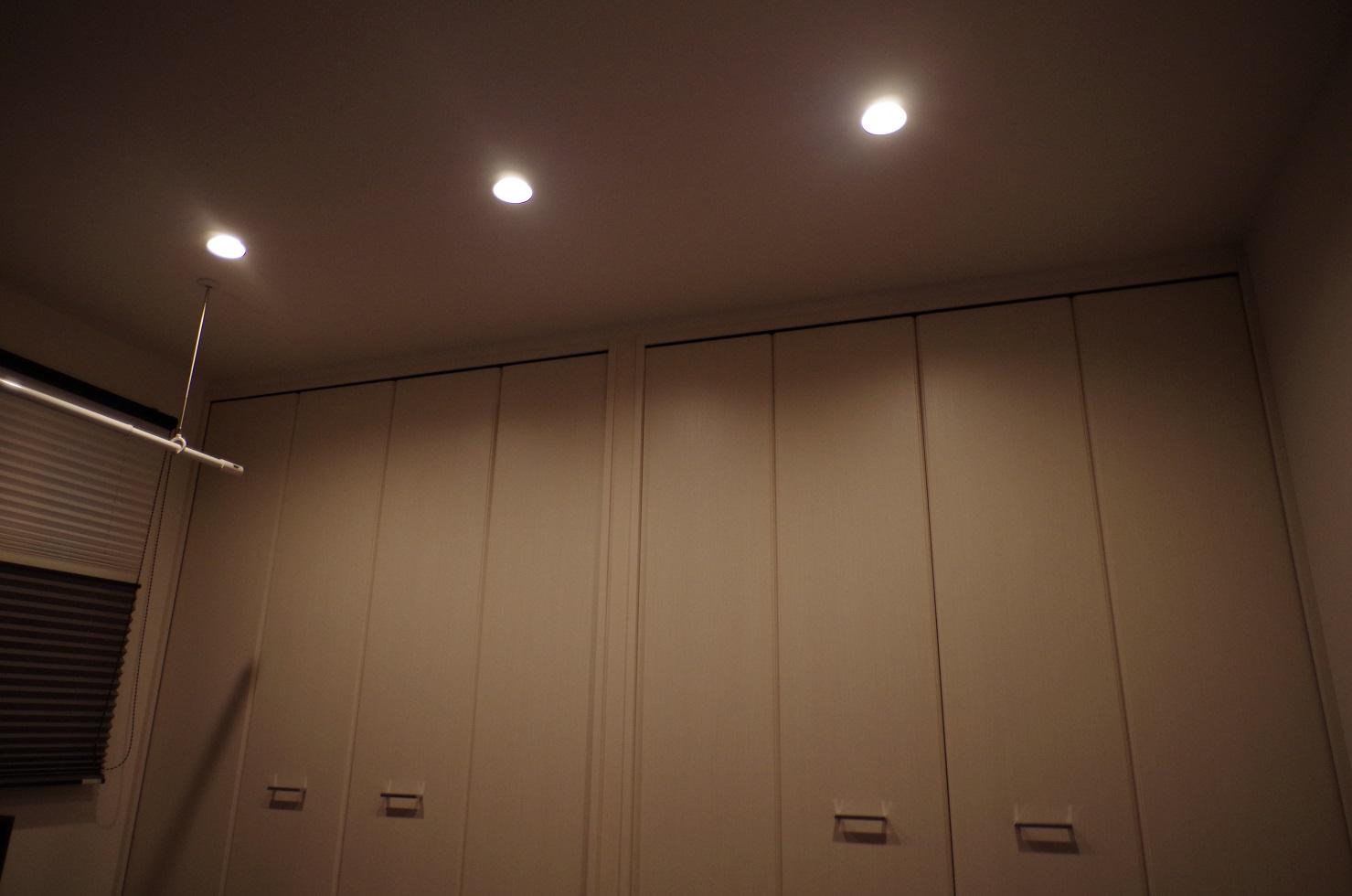 寝室照明計画5