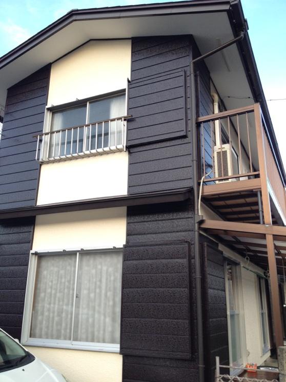安藤邸塗装工事2