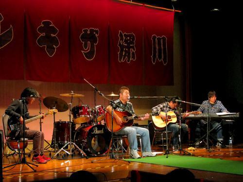B8 飯塚まもるプロジェクトバンド