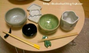 陶芸教室 完成品