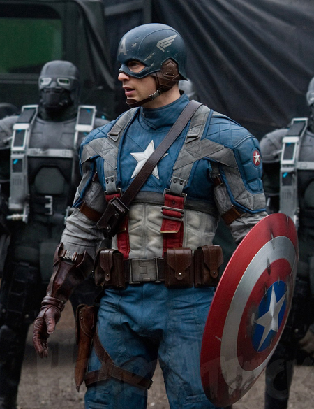 キャプテンアメリカ